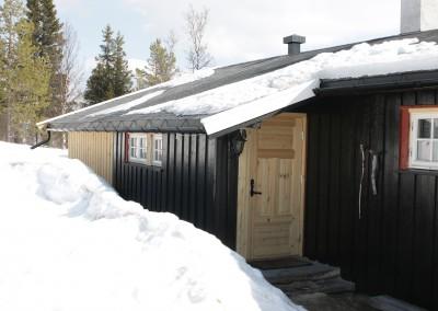 tilbygg hytte-8