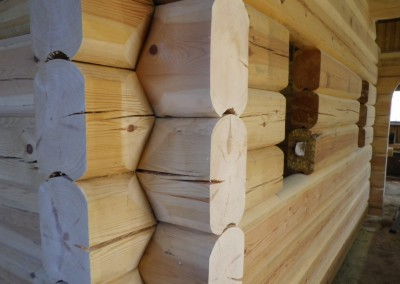 Tømmerhytte til salg-1