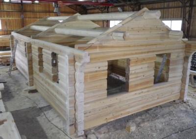 Tømmerhytte til salg-3