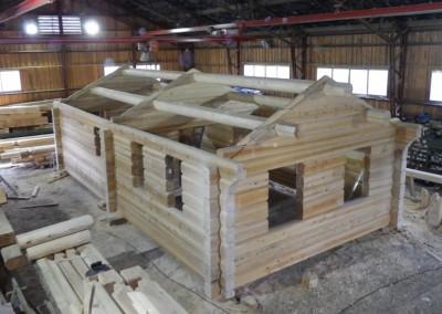 Tømmerhytte til salg-4