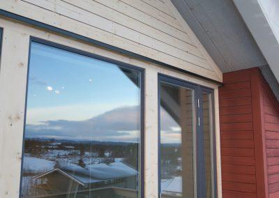 ny glassvegg på oset høyfjellshotell-1