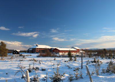 Oset Høyfjellshotell
