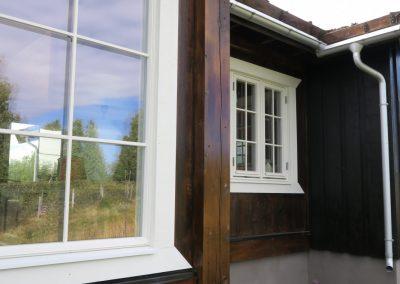 tilbygg hytte -14
