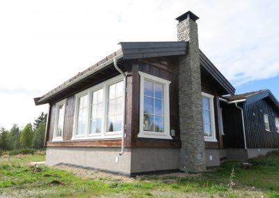 tilbygg hytte -15