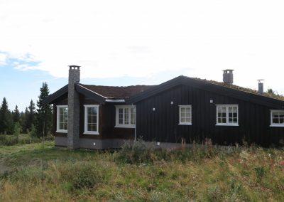 tilbygg hytte -17