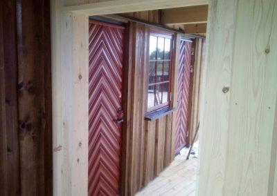 tilbygg hytte med utestue og veranda -5