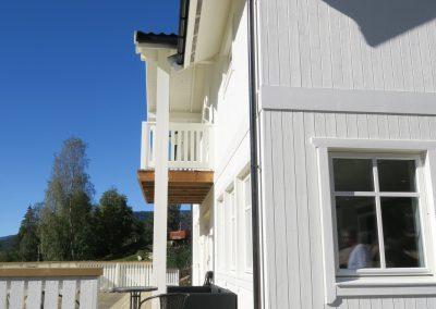 bolighus i bindingsverk på Torpo-6