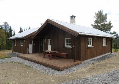 restaurering og tilbygg stølsbu på Grønliåsen-4