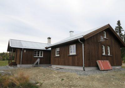 restaurering og tilbygg stølsbu på Grønliåsen-6