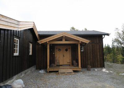 tilbygg hytte-18
