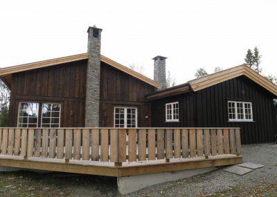 tilbygg hytte-21
