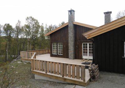 tilbygg hytte-22