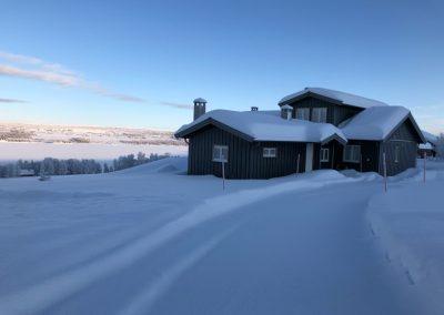 tilbygg hytte-28